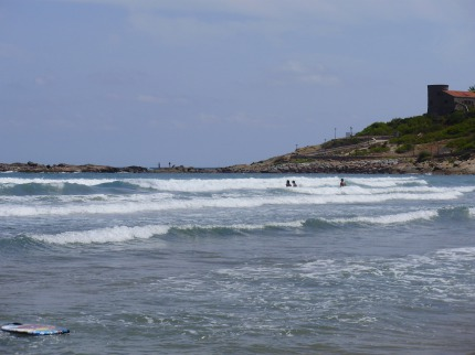 Španělsko - Costa Dorada, Costa Garraf