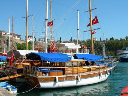 Turecko - Egejská riviera/Bodrum