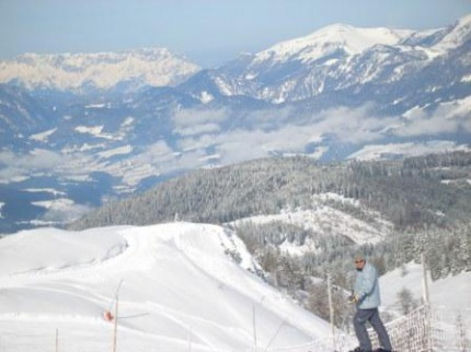 Rakousko - lyže - Kaprun - Zell am See