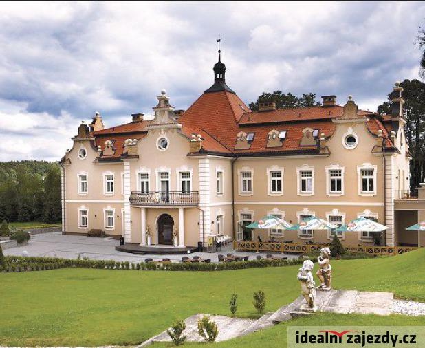Berchtold - zámek
