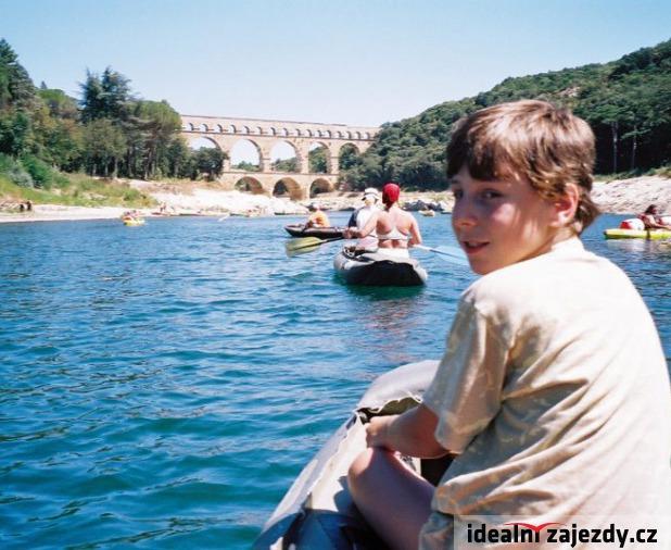 Francie - Aktivn� dovolen�