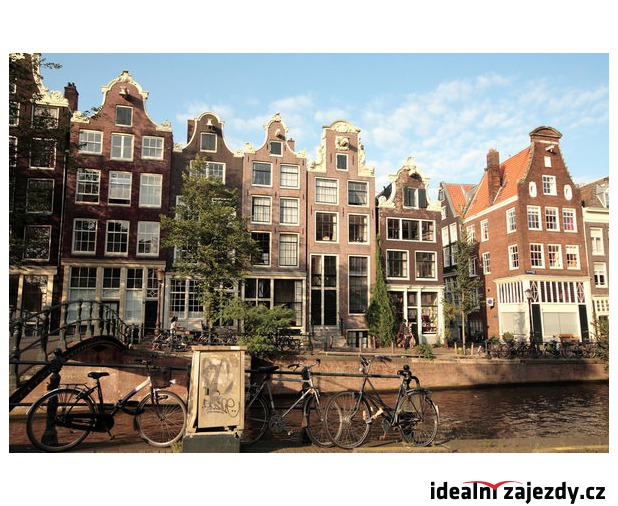 Holandsko - Pozn�vac� z�jezdy