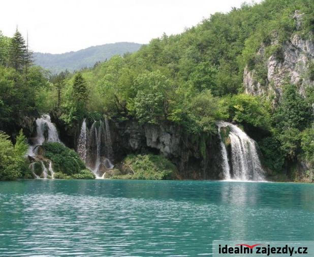 Chorvatsko - Aktivn� dovolen�