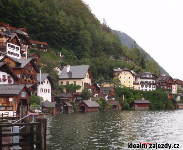 Rakousko - Aktivn� dovolen�