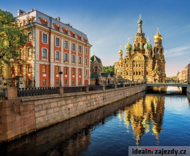 Petrohrad víkendy