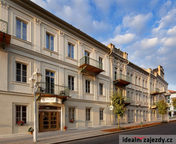 Praha - Františkovy lázně