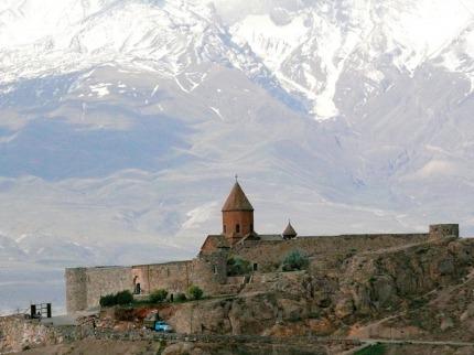 Arménie a Gruzie