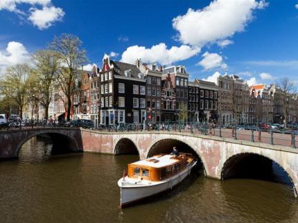 Kouzeln� Holandsko a kv�tinov� korzo