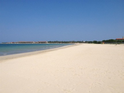 Napříč Srí Lankou s relaxem na východním pobřeží ostrova