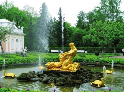 Petrohrad - město múz a umění - letecké víkendy