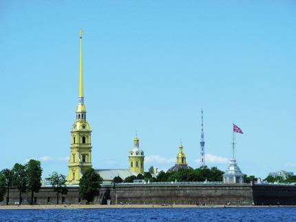 Metropole Ruska - Moskva a Petrohrad