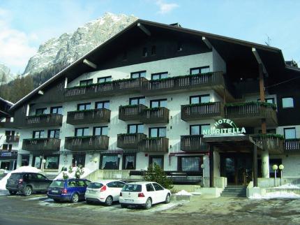 Itálie - lyže - Civetta