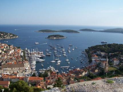Ostrov Vis, poklad střední Dalmácie