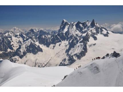 Ji�n� �v�carsko a Chamonix - �v�carsk� a francouzsk� Alpy