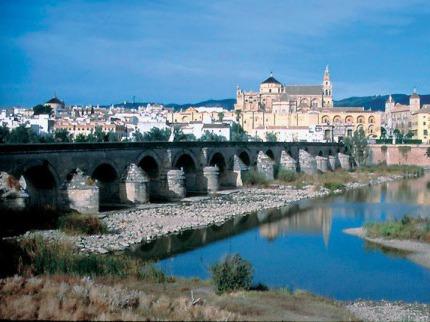 Krásy Andalusie - letecky II.