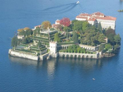 Jižní Švýcarsko a italská jezera