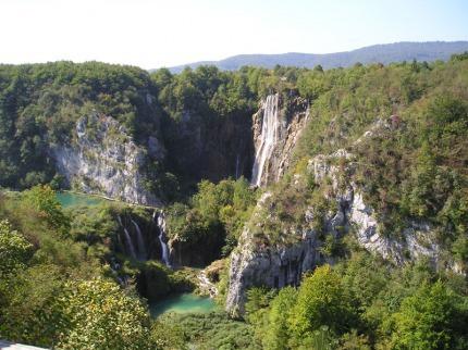 Národní parky a přírodní krásy Chorvatska