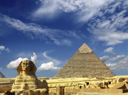 Egypt a tajemství faraonů, plavba po Nilu a pobyt u Rudého moře