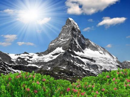 Kr�sy �v�carska a Alpsk�ch velik�n� - jeden z nejkr�sn�j��ch Alpsk�ch okruh�