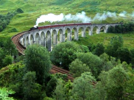 Po stopách Harryho Pottera