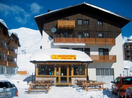 Itálie - lyže - Tonale / Ponte di Legno