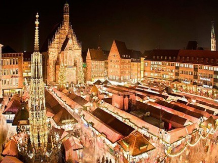 Německo - Adventní zájezdy