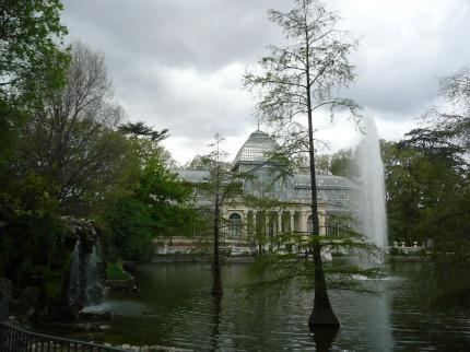 Madrid park Retiro