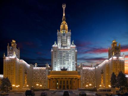 Moskva a Petrohrad