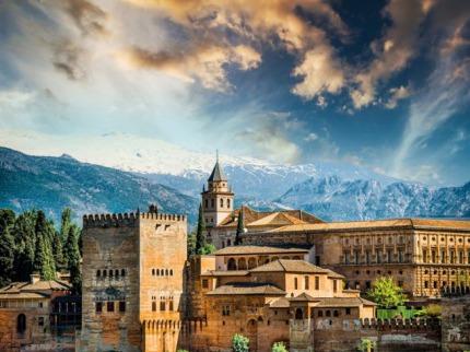 Španělsko, cesta po španělském království