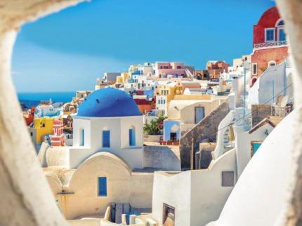 Poznejte Kykladské souostroví - Santorini, Paros, Naxos