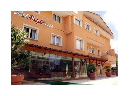 Řím - Bright hotel Rome