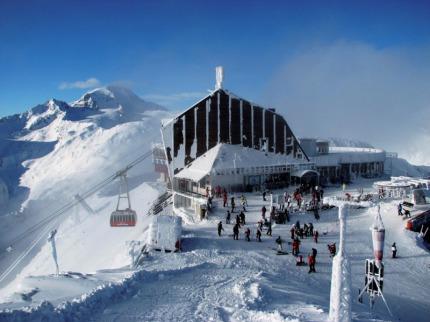 Glacier Grawand