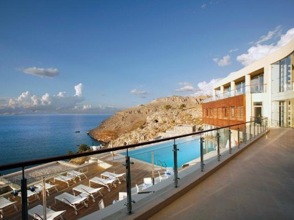 Lindos Blu Luxury