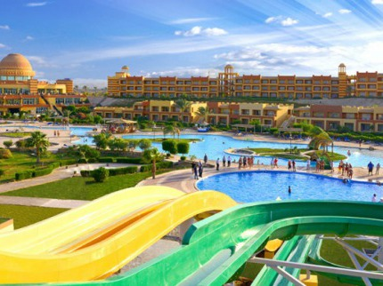 El Malikia Abu Dabbab Beach & Resort