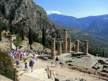 Poklady a skvosty Peloponésu