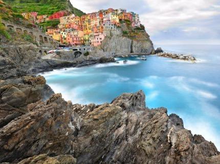 Toskánsko a Cinque Terre