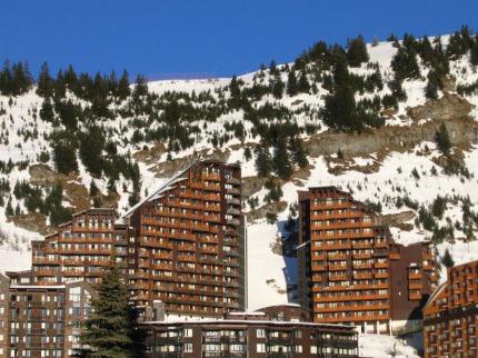 Francie - lyže - Avoriaz