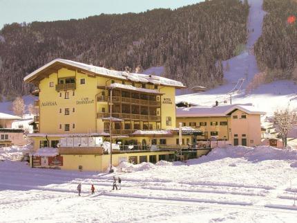 Rakousko - lyže - KITZBÜHELSKÉ ALPY