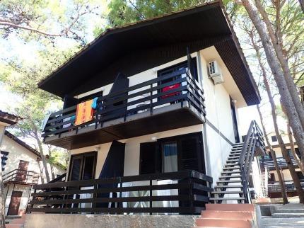 Rodinné bungalovy Baška Voda
