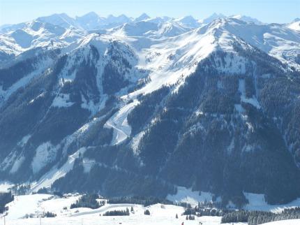 Lyžování v Rakousku - Maishofen