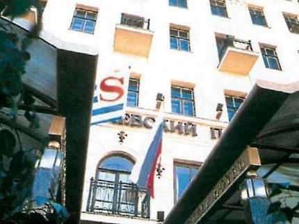 Petrohrad hotel Corinthia