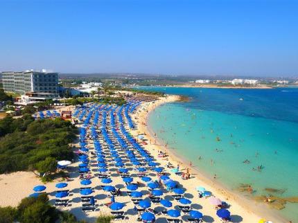 Asterias Beach