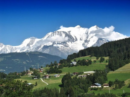 Ženeva a Savojské Alpy