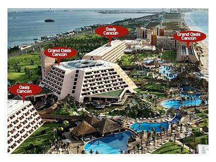 Grand Oasis Sense Cancún