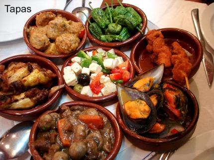 Katalánsko země skvělých jídel a vín, gourmetská zastavení