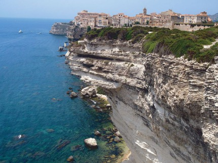 Sardinie a Korsika