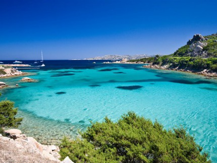 Přírodní krásy a památky Sardinie