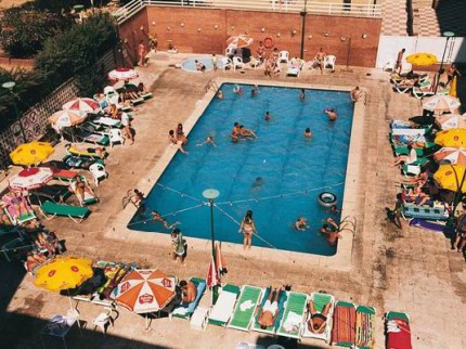 Bona Vista - bazén u sousedního hotelu