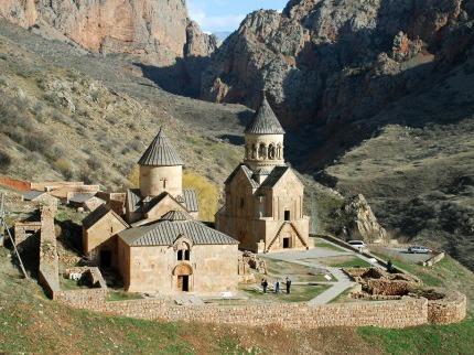 Arménie - velký okruh