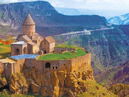 Nejkrásnější kouty Arménie